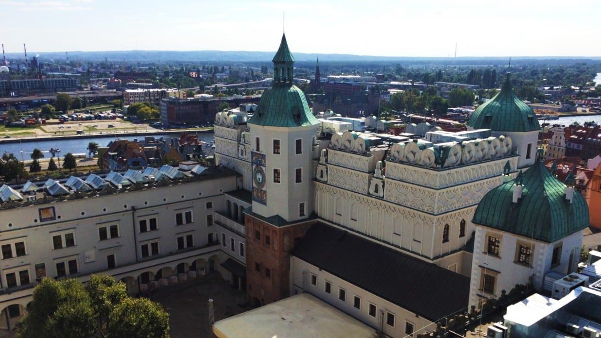 Mejores zonas donde alojarse en Szczecin - Stare Miasto