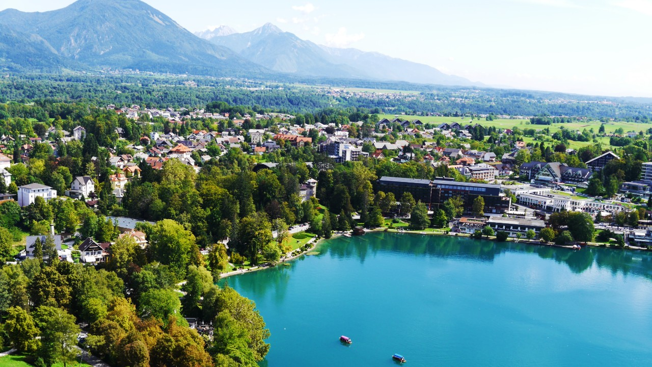Best areas to stay in Bled - Centre of the village