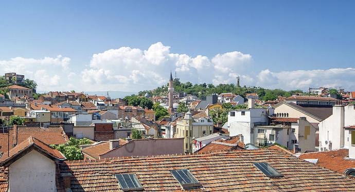 Best districts in Plovdiv, Bulgaria - Kapana