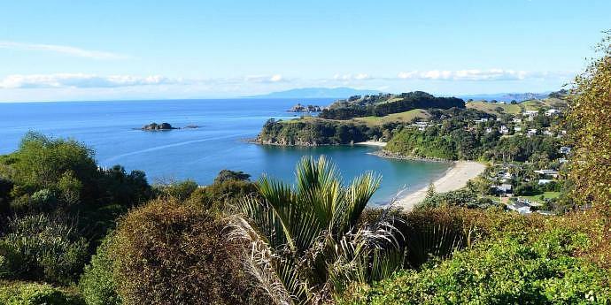 Moverse en ferry por Nueva Zelanda - De Auckland a Waiheke