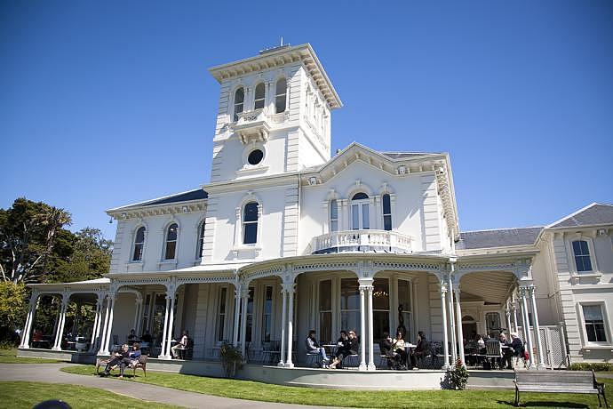 Pah Homestead & TSB Bank Wallace Arts Centre - Los mejores museos en Auckland