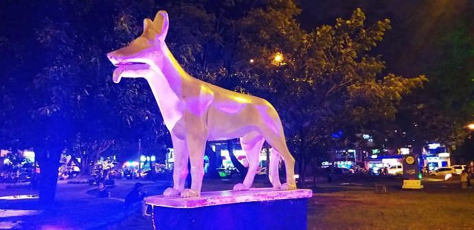 Parque del Perro y barrio de San Fernando - Dónde ir en Cali, Colombia