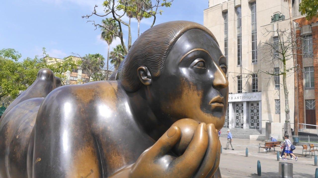Plaza de Botero - Imperdibles de Medellín