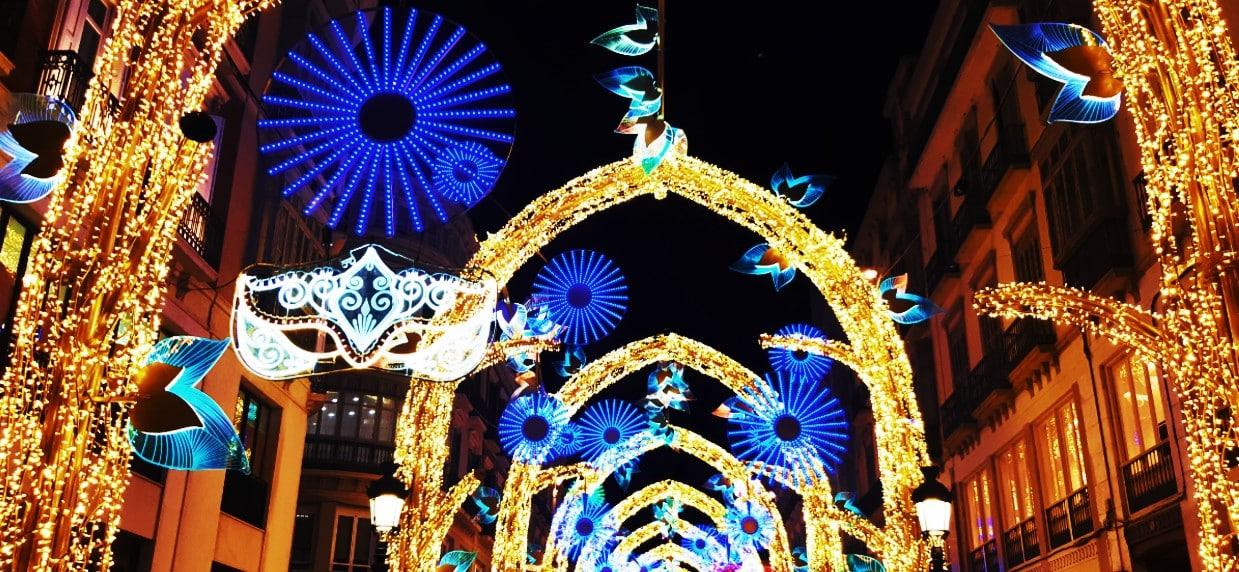 Qué hacer en Málaga - Pasear por la Calle Larios