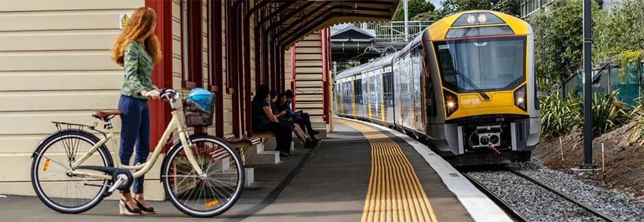 Transporte en Auckland