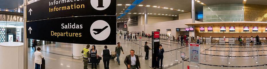 Transporte en Bogotá - Aeropuerto de El Dorado