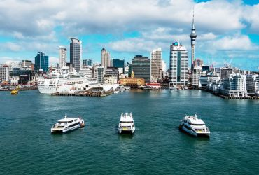 Viajar en ferry por Nueva Zelanda y principales rutas de ferry