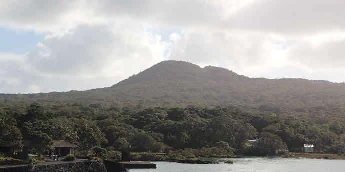 Viajar en ferry por las islas de Nueva Zelanda - Auckland a Rangitoto