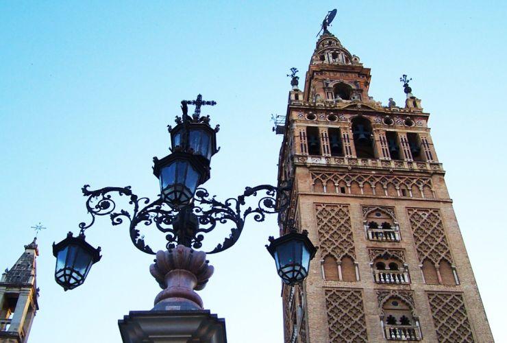 Visitar la Giralda de Sevilla