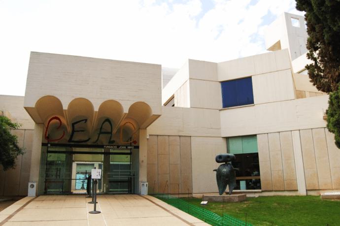 Fundació Joan Miró - Mejores museos de Barcelona