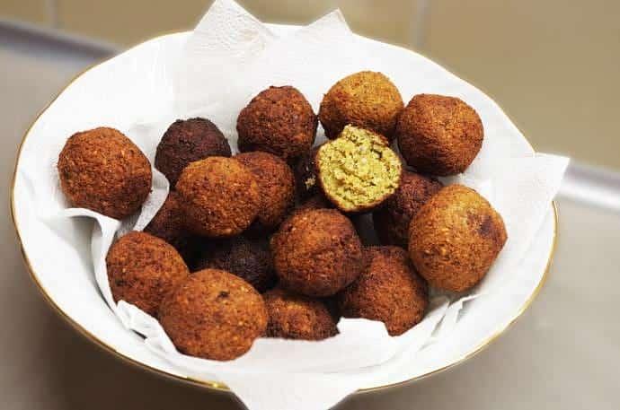 Gastronomía del Líbano - Kibbeh