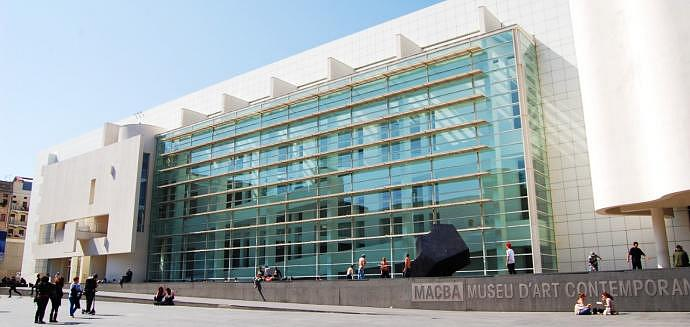 Museos imperdibles de Barcelona - MACBA