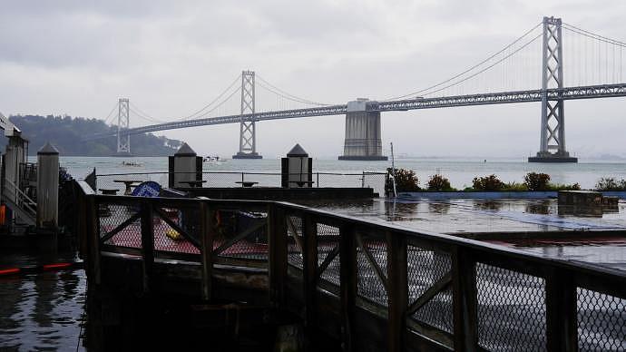 Los puentes Bay Bridge y Golden Gate se construyeron durante La Depresión