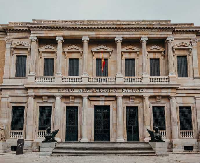 Qué museos visitar en Madrid - Museo Arqueológico Nacional