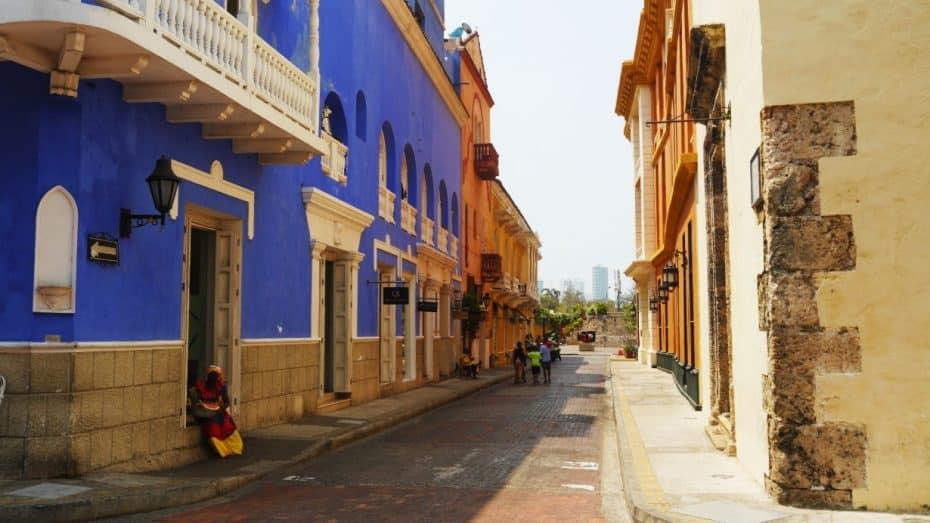 Ruta por el región Caribe de Colombia - Cartagena de Indias