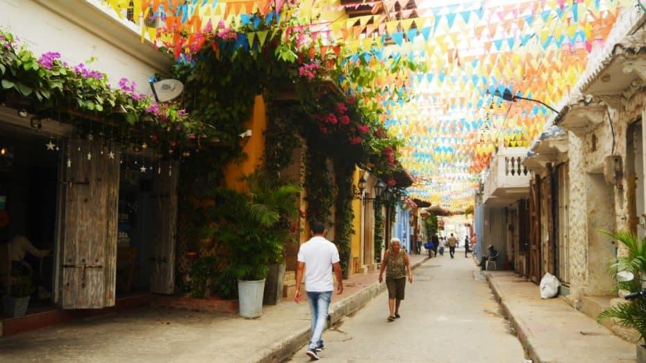 Ruta por la región Caribe de Colombia - Cartagena