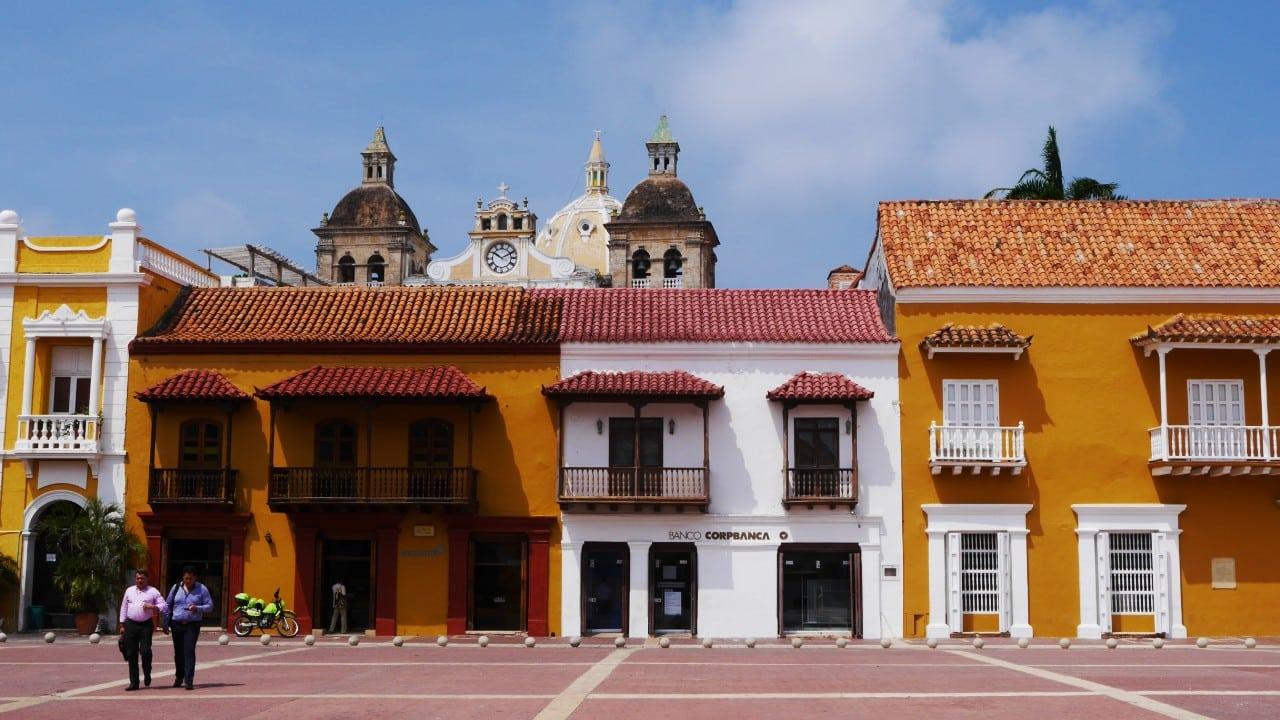 Ruta recomendada por el caribe colombiano