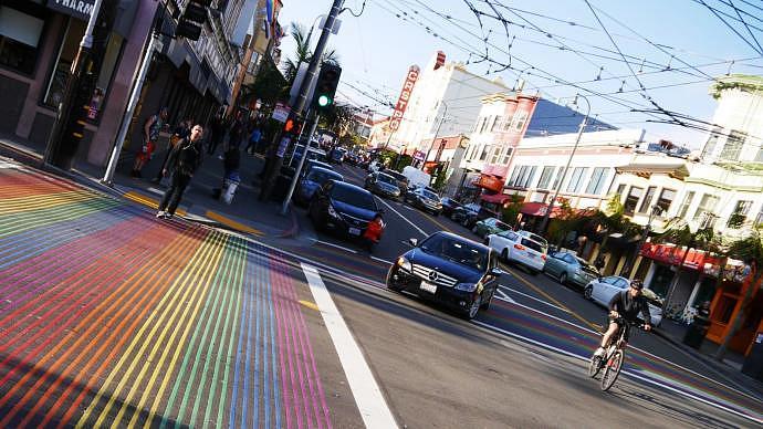 San Francisco es considerada la ciudad más LGBT-friendly del mundo