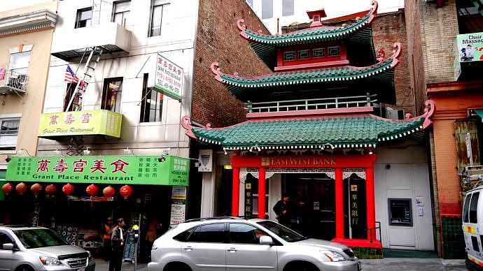 San Francisco tiene el segundo Chinatown más grande fuera de Asia