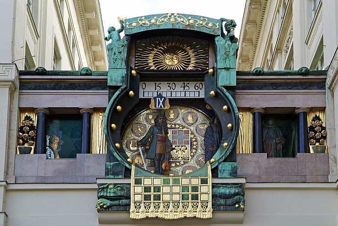Reloj Anker de Viena