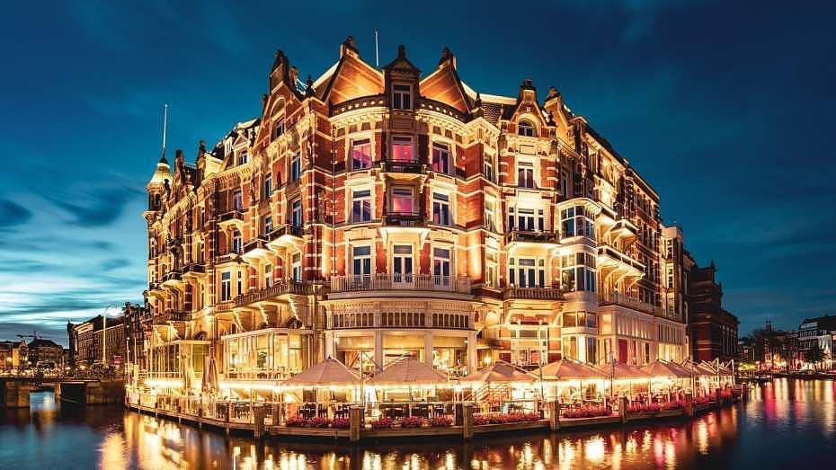 Dónde dormir en Ámsterdam para vida nocturna