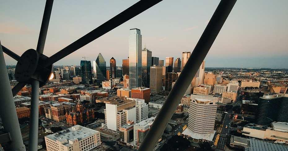 Dónde dormir en Dallas - Mejores zonas y hoteles