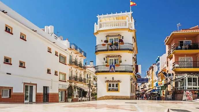 Where to stay in Torremolinos - City Centre