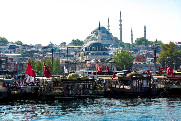 Barrios de Estambul