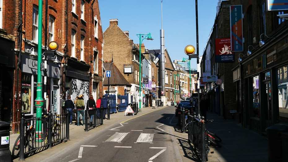 Best areas to stay in London for nightlife - Shoreditch