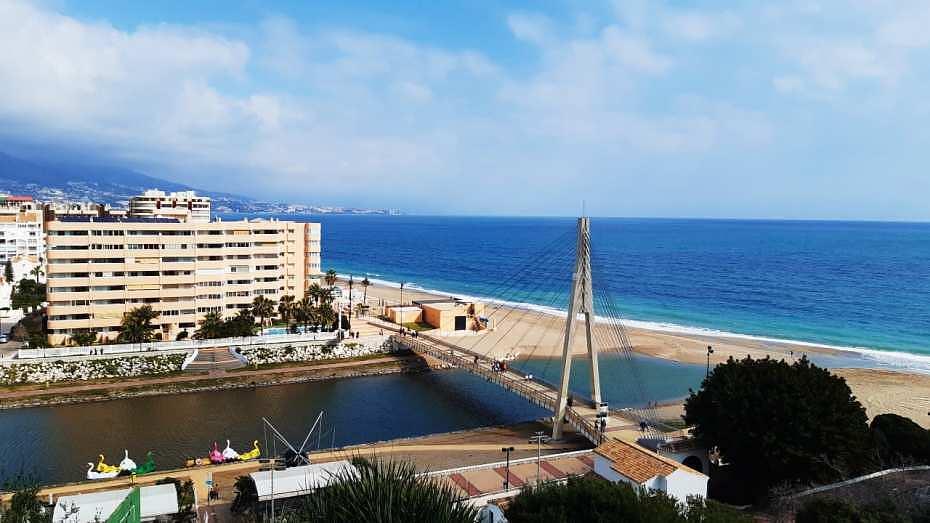 Where to stay in Fuengirola - Near the Alameda Bridge