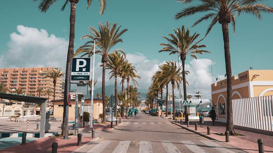 Where to stay in Fuengirola, Spain - City Centre