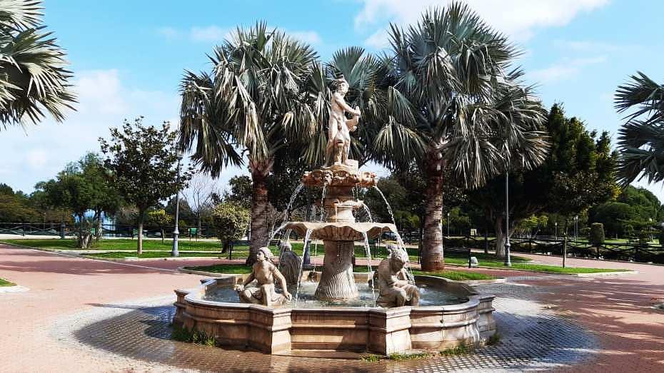 Qué hacer en Torremolinos - Visitar el Parque de la Batería