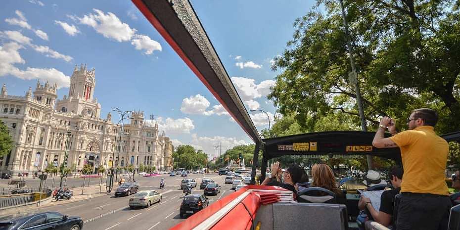 Bus turístico de Madrid ¿Vale la pena_