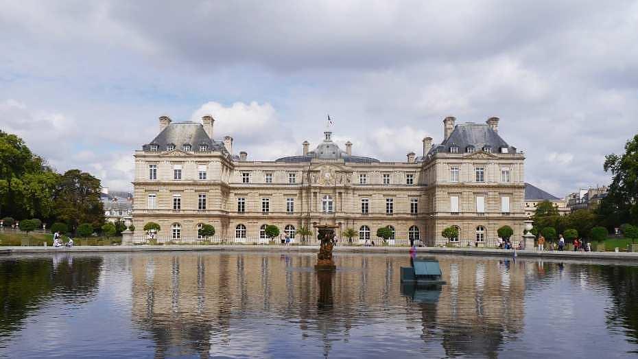 A dónde ir en París - Jardines de Luxemburgo