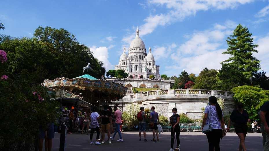 Montmartre, uno de los barrios más bonitos de París