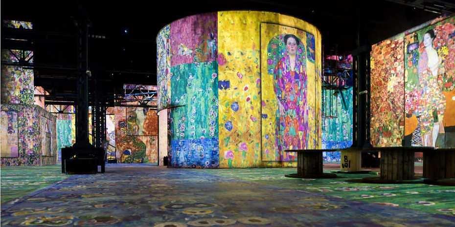 Qué ver en París - Atelier des Lumières