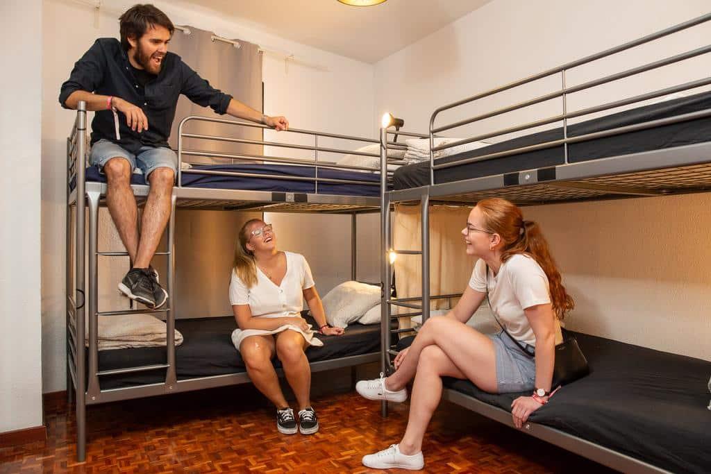 Hostel One Madrid - Los mejores albergues donde alojarse en Madrid
