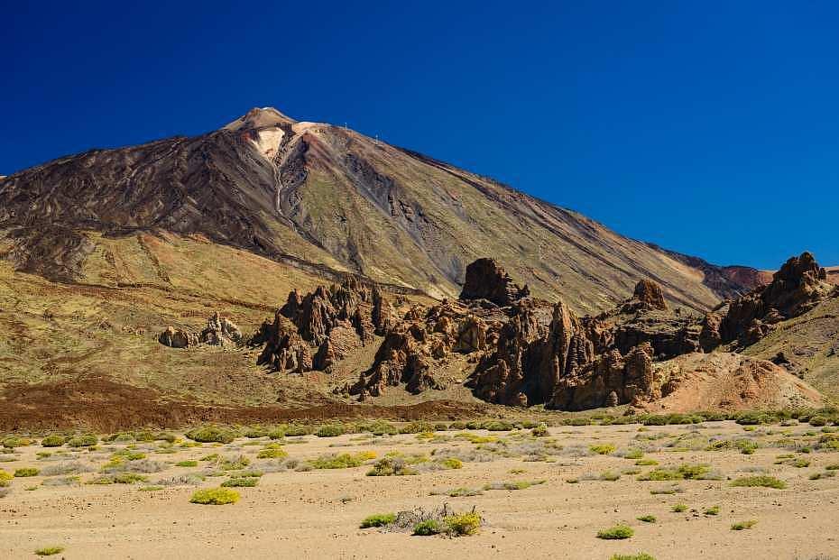 Parque Nacional del Teide - Los mejores parques nacionales de España