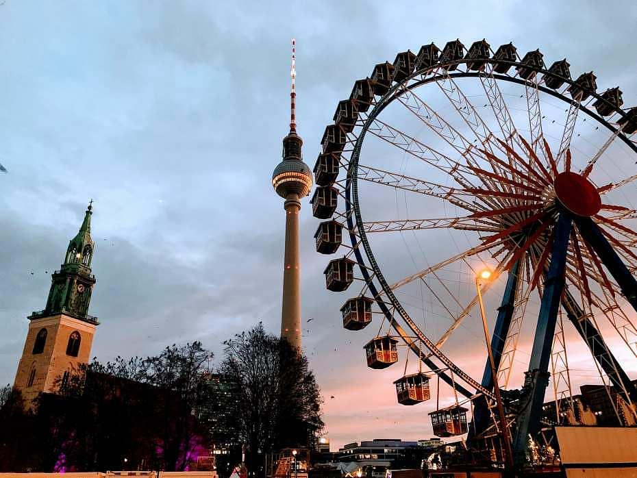 Dónde dormir en Mitte, Berlín