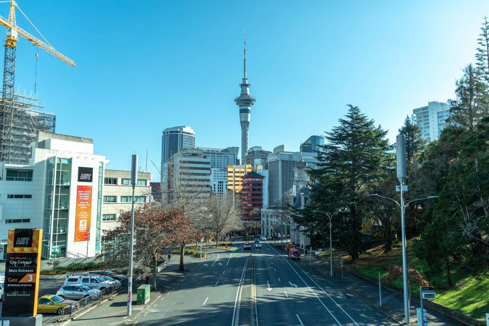 Guía de viaje Auckland NZ