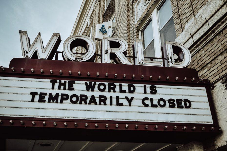 La pandemia del COVID detuvo el mundo