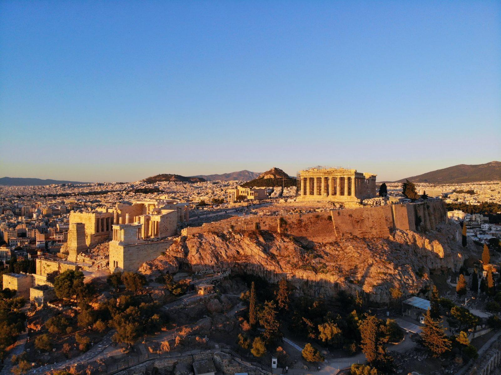 Los mejores barrios de Atenas, Grecia