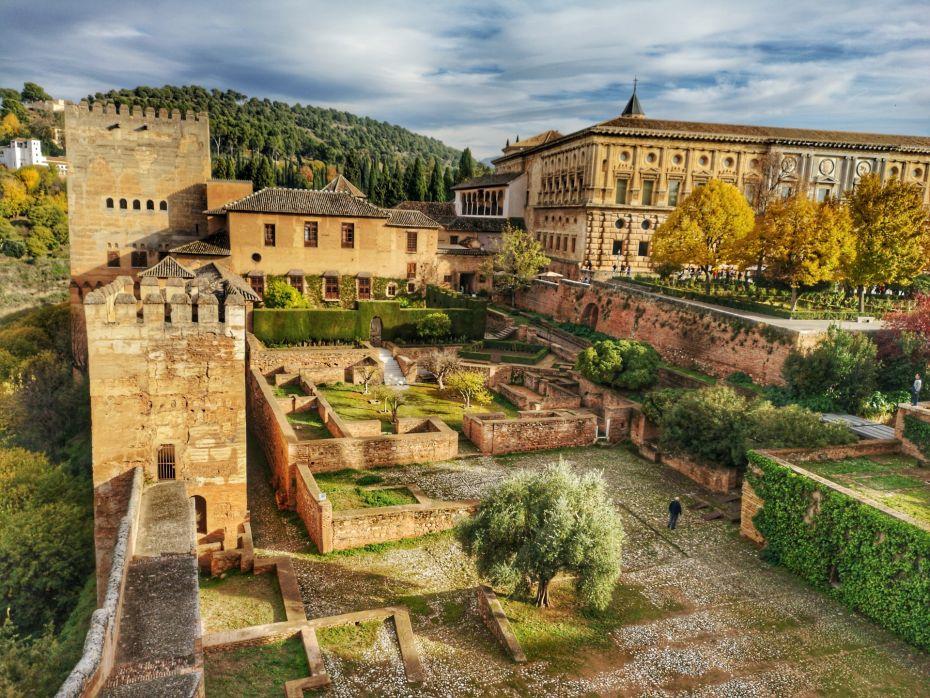Atracciones de Granada - La Alhambra