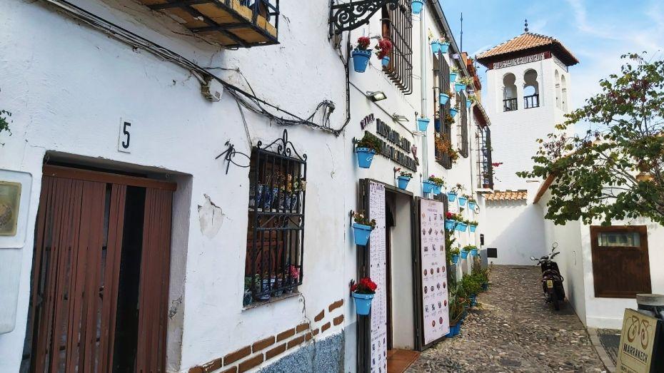 Atractivos de Granada - Barrios del Albaicín