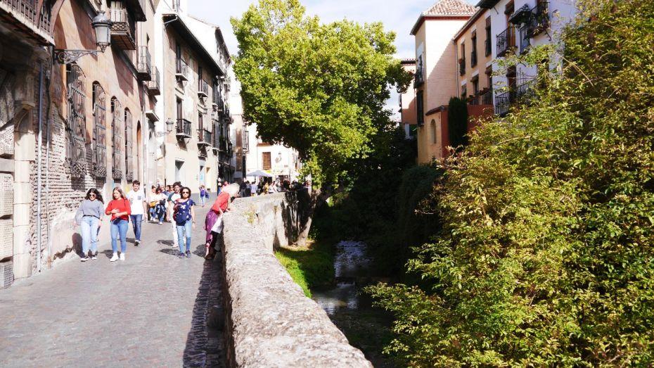 Cosas que ver en Granada - Carrera del Darro