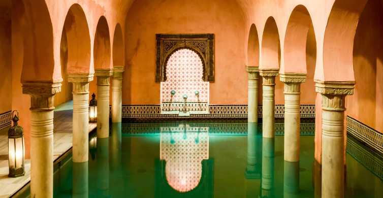 Qué hacer en Granada - Baños Árabes