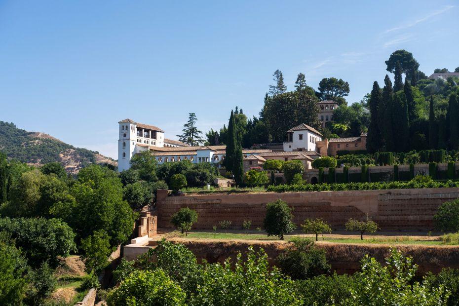 Qué ver en Granada - Generalife
