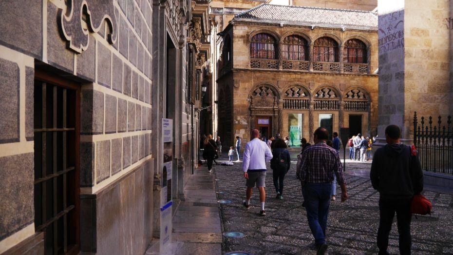 Qué ver en una visita a Granada - Capilla Real