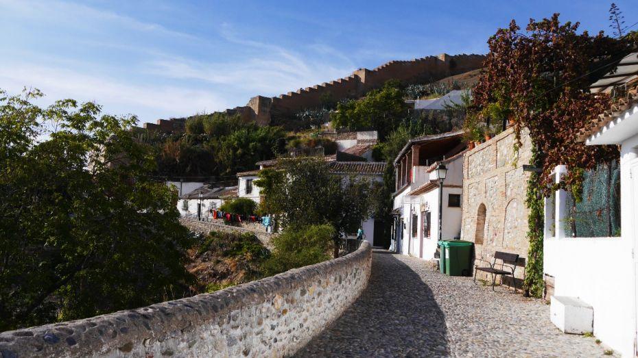 Qué visitar en Granada - Barrio del Sacromonte