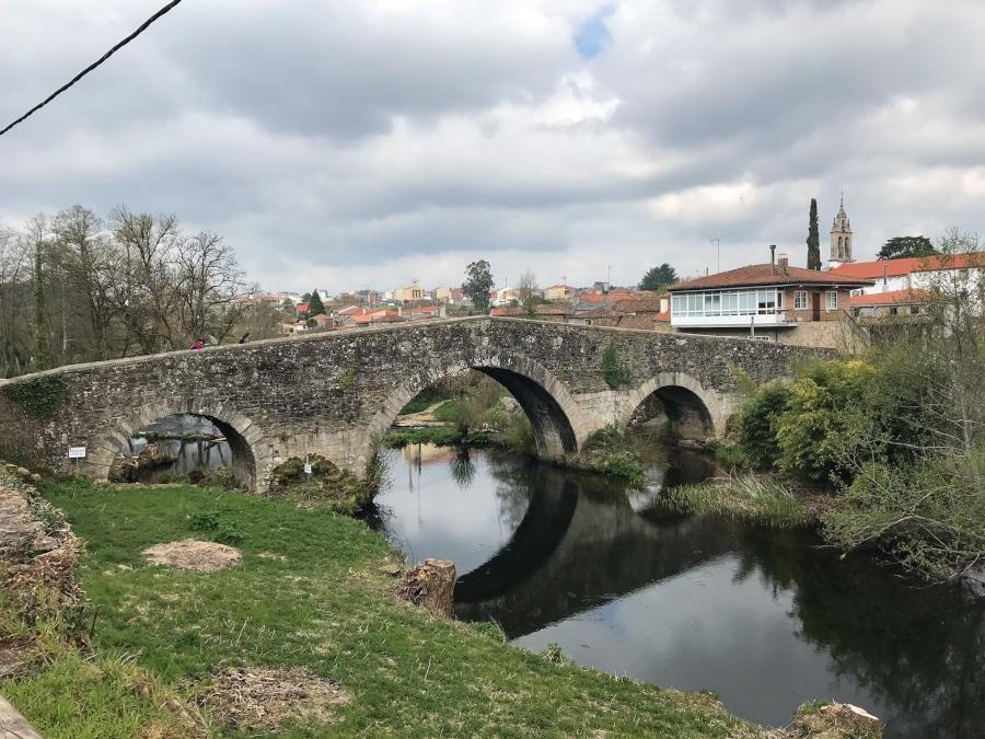 Camino de Santiago francés por Galicia
